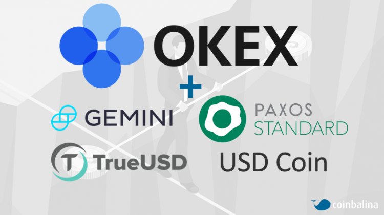 OKEx stable coin