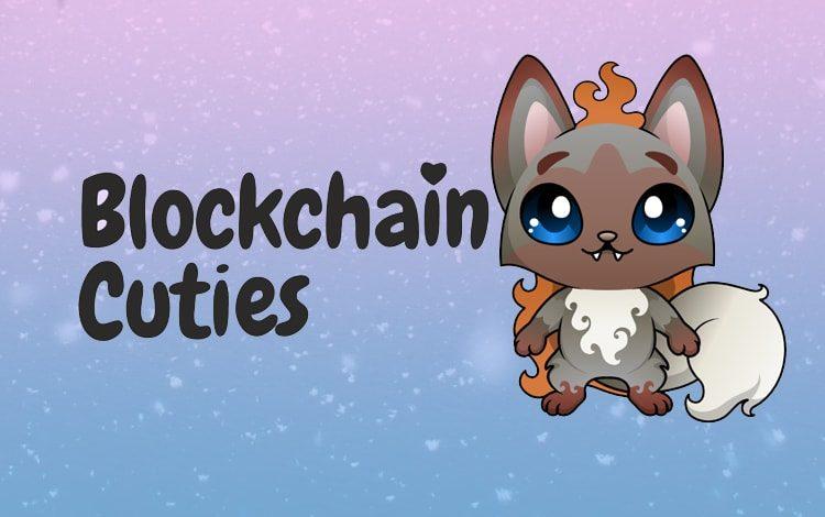 Blockchain Cuties oyunu