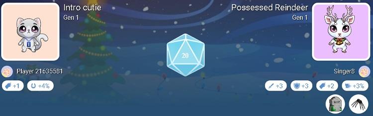 Blockchain Cuties oyun