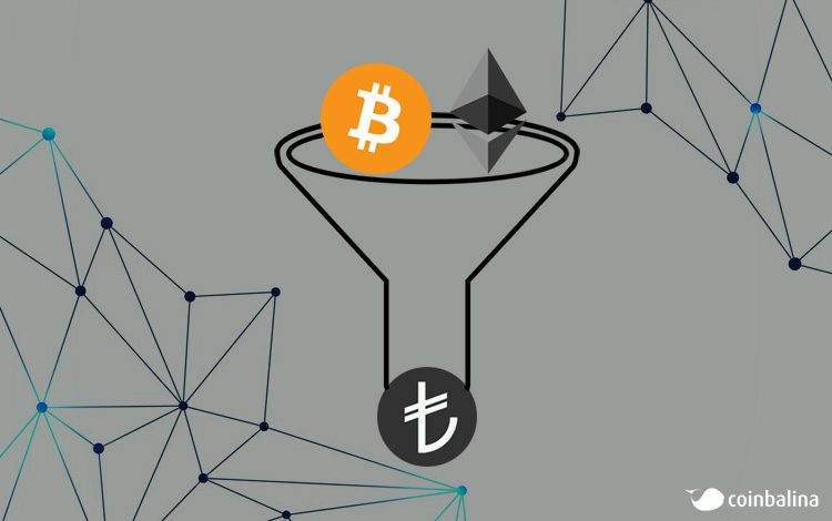 Bitcoin'i TL'ye çevirme, bankaya aktarma