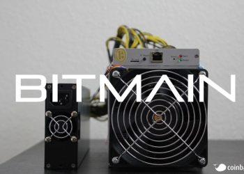 Bitmain Bitcoin madenciliği