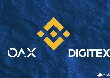 OAX, digitex futures, bnb