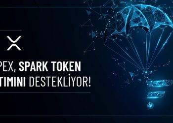 Icrypex spark token dağıtımı