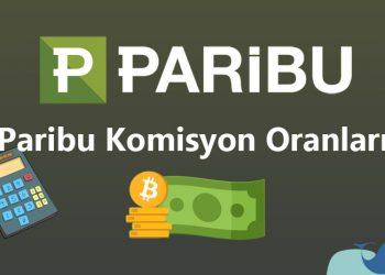 Paribu komisyon oranları