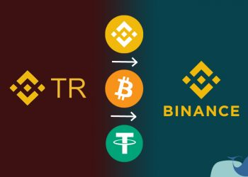 Binance TR'den Binance para aktarma