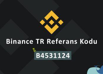 Binance TR referans kodu